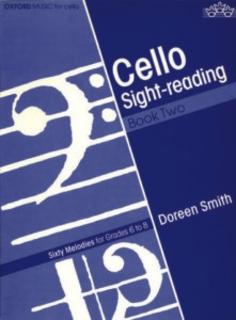 Oxford University Press Smith, Doreen: Cello Sight Reading Bk.2
