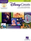 HAL LEONARD Disney Greats (cello & CD)