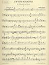 Genzmer, Harald: Cello Sonatina No. 2 (cello & piano)