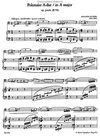 Barenreiter Dvorak, Antonin Polonaise fur Violoncello and Piano A major op. post. B 94 by Antonin Dvorak (1841-1904).