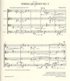 Boykan, Martin: String Quartet No.3