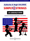 HAL LEONARD Colledge, K.: Simpky 4 Stings: An American (String Orchestra, sting quintet, piano)