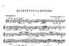 LudwigMasters Dvorak, Antonin: String Quartet No.7 Op.16 in a minor