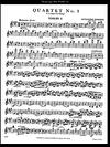 International Music Company Borodin, Alexander: Quartet No. 1 in A major (string quartet)