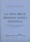DeFalla (Gendron): Dance La Vida Breve (cello & piano)