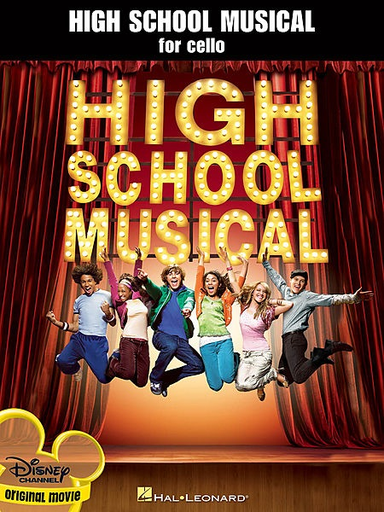 HAL LEONARD High School Musical (cello)
