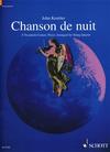 Kember, John: Chanson de nuit-8 20th-century pieces (string quartet, score & parts)
