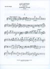 HAL LEONARD Elgar, Edward: String Quartet Op. 83 (parts)