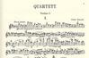 Franck, Cesar: String Quartet in D major