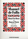 HAL LEONARD DeFalla, M: Ritual Fire Dance/Dance of Terror from Amor Brujo (cello & piano)