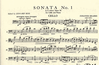 International Music Company Brahms, Johannes (Rose): Sonata #1 in E minor, Op.38 (cello & piano)
