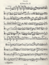 Geminiani, Francesco S.: Sonata in D minor Op.5 No.2 (2 cellos & piano)
