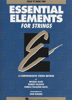 HAL LEONARD Allen, M., Gillespie, R., & Hayes, P.T.: Essential Elements, Bk.2 (cello)