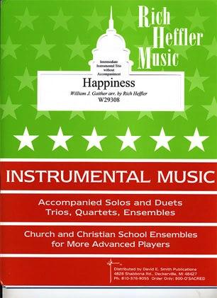 Heffler, Rich: Happiness (2 violins & cello)