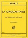 International Music Company Marie, Gabriel: La Cinquantaine (cello & piano) IMC