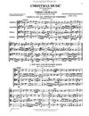 International Music Company Bastable, Graham: Christmas Music Vol.1 (string quartet)
