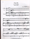 HAL LEONARD Mozart, W.A.: Piano Trio in Eb KV498 (clarinet or violin, Viola, Piano)