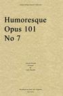 Dvorak, Antonin (Martelli): Humoresque  Op. 101 No. 7 (string quartet)
