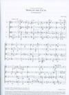 Oxford University Press Long, Z.: Song of the Ch'in (2 violins, viola, cello, and score)