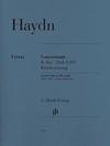 HAL LEONARD Haydn, F.J. (Gerlach, ed.): Concertante in Bb Major, Hob.I: 105, urtext (Oboe, Bassoon, Violin, Cello & Piano)