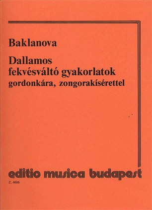 HAL LEONARD Baklanova, Natalja: Dallamos-Melodic Exercises (cello & piano)