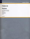 "HAL LEONARD Fibich, F. (Birtel, arr.): Poem from the Idyll ""At Twilight"" (violin, viola, and cello)"