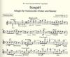 Elgar, Edward: Sospiri-Adagio Op.70 (cello or viola & piano)