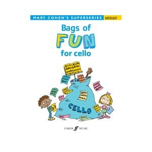 Faber Music Cohen, Mary: Bags of Fun for Cello-Absolute Beginner