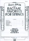 Alfred Music Joplin, Scott (Zinn): Ragtime Favorites for String Quartet (Cello)