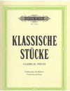 Peters Edition: Classical Pieces Vol.1 (cello & piano)