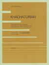 HAL LEONARD Khachaturian: Concerto for e minor (cello, piano)