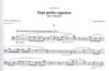 Burgan, Patrick: Sept Petits Caprices pour Violon-7 Little Caprices for Cello