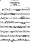 HAL LEONARD Mozart, W.A.: Divertimento in Eb, K563, urtext (violin, viola & cello)