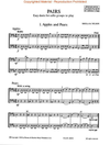 HAL LEONARD Nelson, Sheila: Pairs for 2 Cellos