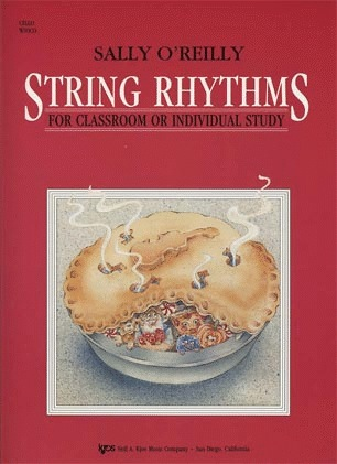 O'Reilly, Sally: String Rhythms (cello)