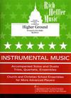 Heffler, Rich: Higher Ground (2 violins & cello)