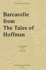 Carl Fischer Offenbach, Jacques: Barcarolle (string quartet)