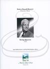 Carl Fischer Bennett (Somers): (score/parts) String Quartet (string quartet) Maurice River Press