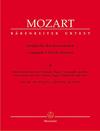 Barenreiter Mozart, W.A.: Complete Church Sonatas Vol.2 (2 Violins, organ, cello & bass) Barenreiter