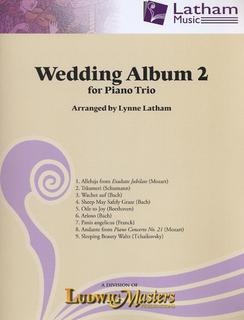 LudwigMasters Latham, Lynne: The Wedding Album 2 (violin, Cello, Piano)