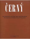 Barenreiter Cerny, Frantisek: Technical Studies for Double Bass (Technische Studien fur Kontrabass)