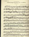 Glazunov, A.K.: String Quartet No. 4 in a minor, Op. 64 (parts)