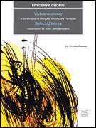 HAL LEONARD Chopin (Gasieniec): Selected Works (violin, cello, piano) Hal Leonard