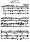 Barenreiter Martinu, Bohuslav: Sonata for Flute, Violin & Piano