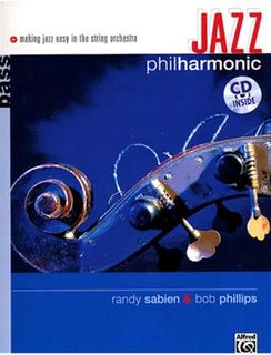 Alfred Music Sabien, Randy: Jazz Philharmonic (bass & CD)