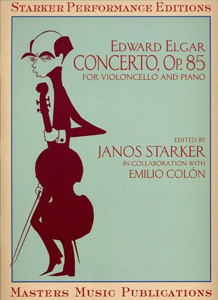 LudwigMasters Elgar, Edward (Starker): Cello Concerto Op.85 (cello & piano)