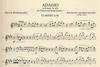 International Music Company Mozart, W.A.: Adagio in D major K.622 (clarinet, 2 violins, viola, cello)