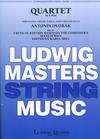 LudwigMasters Dvorak, Antonin: Piano Quartet In Eb major Op.87 (violin, viola, cello, piano)