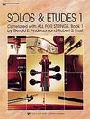 Anderson, G. & Frost: Solos & Etudes Bk.1 (piano accompaniment)