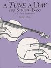 HAL LEONARD Herfurth: A Tune A Day, Vol.1 (bass)